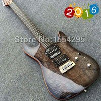 best tremolo - New Best Electric Guitar with Wilkinson tremolo H S H pickups Locking tuner Guitarra Excellent Quality Real photo shows