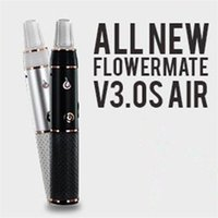 advanced silicon - Flowermate V3 Air Vaporizer Soft Touch Grip Dry Herb Vaporizer Advanced Heating Chamber Electronic Cigarette