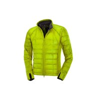 Wholesale New Brand Winter Mens Super Light Softness Breathable Outdoor Portable Down Lite Jacket Casual Warm Parkas