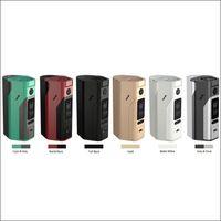 Wholesale Authentic Wismec Reuleaux RX2 box mod kits w rx23 rx2 TC vape mods fit cells or cells with rx23 battery cover VS RX200