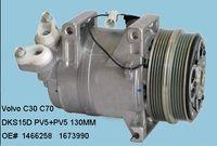 Wholesale DKS15D auto air compressor for Volvo C30 C70 S40 V40 V50 M5H19D629ME