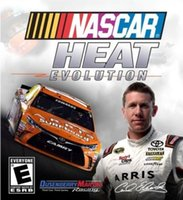 Wholesale Hot Sale Video Games NASCAR Heat Evolution Factory Sealed