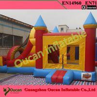 Wholesale 7x4x3 m LxWxH PVC tarpaulin Inflatable tent inflatable stage cover inflatable event tent