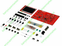 Wholesale DSO138 ARM Cortex M3 DIY Kit Digital Oscilloscope quot with Probe STM32 F103C8 Nano Pocket Portable Patch Welded K
