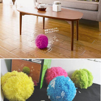 automatic floor mop - Innovative Automatic Rolling Ball Vacuum Cleaner Mocoro Mini Sweeping ball Microfiber Robotic Mop Automatic Floor cleaner