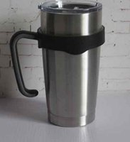 Wholesale YETI hand holder for oz yeti tumbler cup outdoor portable handle fit for insulated cold hot tumbler