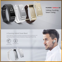 Wholesale Original Huawei TalkBand B2 Smart Bracelet Watch Bluetooth Fitness Smartwatch Band Phone Mate For Android Mobile Phone