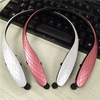 apple product mix - HBS Wireless Sport Neckband Headset In ear Headphone Bluetooth Stereo Earphones Headsets For iphone Samsung new product