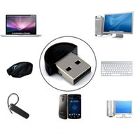 best usb bluetooth dongle - Best Top quality Mini USB Bluetooth Dongle Adapter for iPhone s s plus for PC Laptop Computer Surprise price