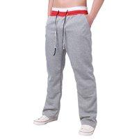 arrival slacks - New Arrival Men Fashion Brand Loose Pants Joggers Tracksuit Slack Male Casual Long Trouser Colors