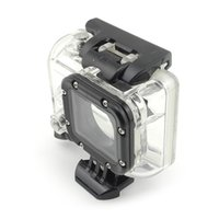 action houses - For Gopro Hero Sports Action Waterproof Camera Case M Underwater Diving Housing Case