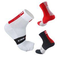 art mountain - High quality Professional brand sport socks Breathable Road Bicycle Socks Mountain Bike Socks Racing Cycling Socks