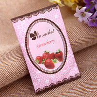 Wholesale Fresh Air Scented Fragrance Car Perfume Sachet Bag Home Wardrobe Drawer New Fragrant Incense Sachets with Cheap Price