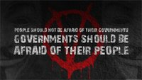 anonymous poster - V for Vendetta Anonymous x36 inch art silk poster Wall Decor