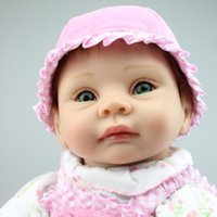 apron diy - UCanaan cm Handmade Reborn Baby Doll Soft Silicone Body Lifelike NPK Dolls with Pink Princess Apron Best Gift Toys to Child