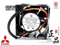 al por mayor refrigeración del inversor-Envío libre al por mayor para ventilador de refrigeración del ventilador Yaskawa MMF-06D24DS RC7 6025 DC24V 0.09A servidor inversor