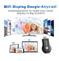 Wholesale Anycast M2 Plus DLNA Airplay WiFi Display Miracast Dongle HDMI Multidisplay P Receiver AirMirror Mini Android TV Stick
