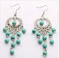 basketball earings - New Ear Dangle Earrings Vintage Hoop Beads Gift Hot Women Elegant Classic Charm basketball hoop jewelry earings