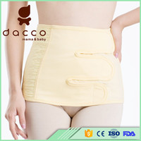 Wholesale Soft Cotton Medical Postpartum Recovery C Section Tummy Belt Abdomen Girdle Belly Band lastic corset belt corset belt