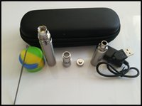 Evolucionar cera kit vaporizador de cera de fijación de reemplazo vaporizador bobina de cuarzo de cerámica bobina de varilla de elemento de calentamiento vaporizador lápiz cigarrillo electrónico