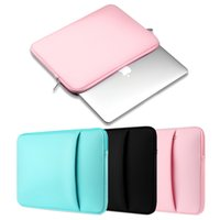 Wholesale Neoprene Sleeve Case For MacBook Air Pro Retina inch Notebook Protective Case Inch Laptop Bag Inch