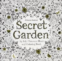 Wholesale 96 Pages Secret Garden Fantasy Dream Enchanted Forest Animal Kingdom Coloring Book Adult Relieve Stress Painting Book baby Drawing Book