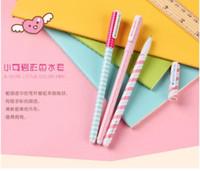 Wholesale Creative cute little fresh gel pen color pen pen ten color suit Korean version
