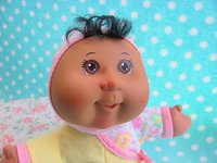 baby cabbage patch - Original Cabbage Patch Kids Appease Accompany Sleep Cute Vinyl Doll Plush Toy Girl Baby Birthday Gift