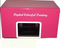 Wholesale popular style CE and FCC standards digital finger nail art printer digital nail art printer