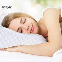 Wholesale 2016 space health care plastic surgery latex neck pillow fiber slow rebound memory foam pillow