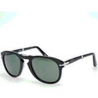 big black fold - HOT Persol sunglass oversized sunglasses pilot shape plastic frame retro men design glasses lens big frame folding design large size