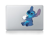 Wholesale Many Desings Colorful Partial Cartoon Stickers for Apple Macbook Air quot Air Pro Mac quot quot Retina quot inch Tribe