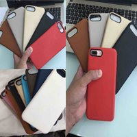 best leather case iphone - iphone case Official Style Original Copy Ultra Slim cases PU Leather Back Cover For iPhone S Plus S SE plus With NO logo best