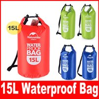 big fish bags - Ultralight Outdoor Travel Rafting Canoe Portable Waterproof Storage Dry Bag Swimming L Big Blue Red Orange Green