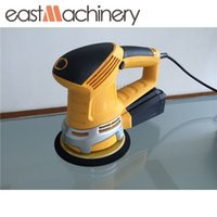 Wholesale 450W HZ mm Pad Soft Grip Random Orbit Sanders Electric Sanding Machines Exporters