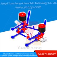 air suspension bags - Customized Low Floor Bus Air Bag Suspension Systems