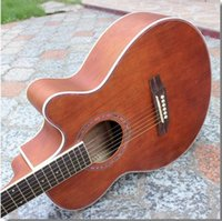 Wholesale 40 NEW guitars inch high quality Acoustic Guitar guitarra with guitar strings