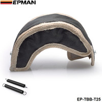 Wholesale Exhaust Turbo Blanket Wrap Heat Shield Beanie For Turbocharge T25 T28 gt28 gt30 gt35 t37 t3 EP TBB T25