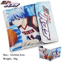 basketball wallets - Brand New Fashion Anime Kuroko s Basketball Short Case Coin Case Purse Wallet PU Bag No