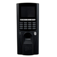 access large - Large Storage Capacity Of Inch Color Fingerprint Attendance Access Control F6176A