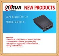 Wholesale DAHUA Card Reader Writer USB power supply and communication Without Logo ASM100 ASM100 D LS