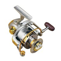 Wholesale 10BB Speed Ratio Saltwater Spinning Wheel Trolling Spinning EF1000 Ocean Sea Boat Ice Fishing Tackle Reel