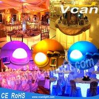 Wholesale DHL Super Bright cm Led Lights For Under Table For Event Party Decoration VC L120