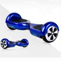 Wholesale Lithium Battery inch Electric Skateboard Two Wheel Scooter with LED Light
