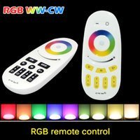 Wholesale Mi light Wireless G Remote Controller Zone RGBCW RGBWW RF Wifi LED Dimmable Controllers for LED Lamps Bulb LED Strip