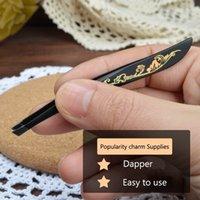 Wholesale Beauty tools eyebrow tweezers plucking eyebrows scissors clip stainless steel tweezers