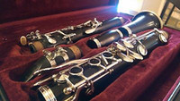 Wholesale BUFFET CRAMPON LIMITE R13 TYPE PROFESSIONAL WOOD Bb CLARINET WITH MOUTHPIECE