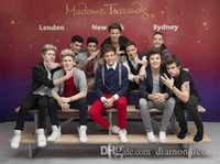 one direction posters - One Direction With Wax Figures quot Poster wall sticker wall stickers