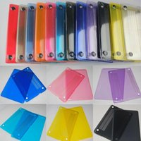 Wholesale Rubberized Crystal Surface Hard Cover Case Air Pro Pro Retina inch Ultra Protective Matte Hard Case Cute Shell Carry Cover Design