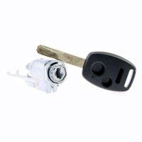auto ignition keys - Auto Lock Pick Tools Ignition Practice Lock for Honda With Key For Locksmith Training Tools